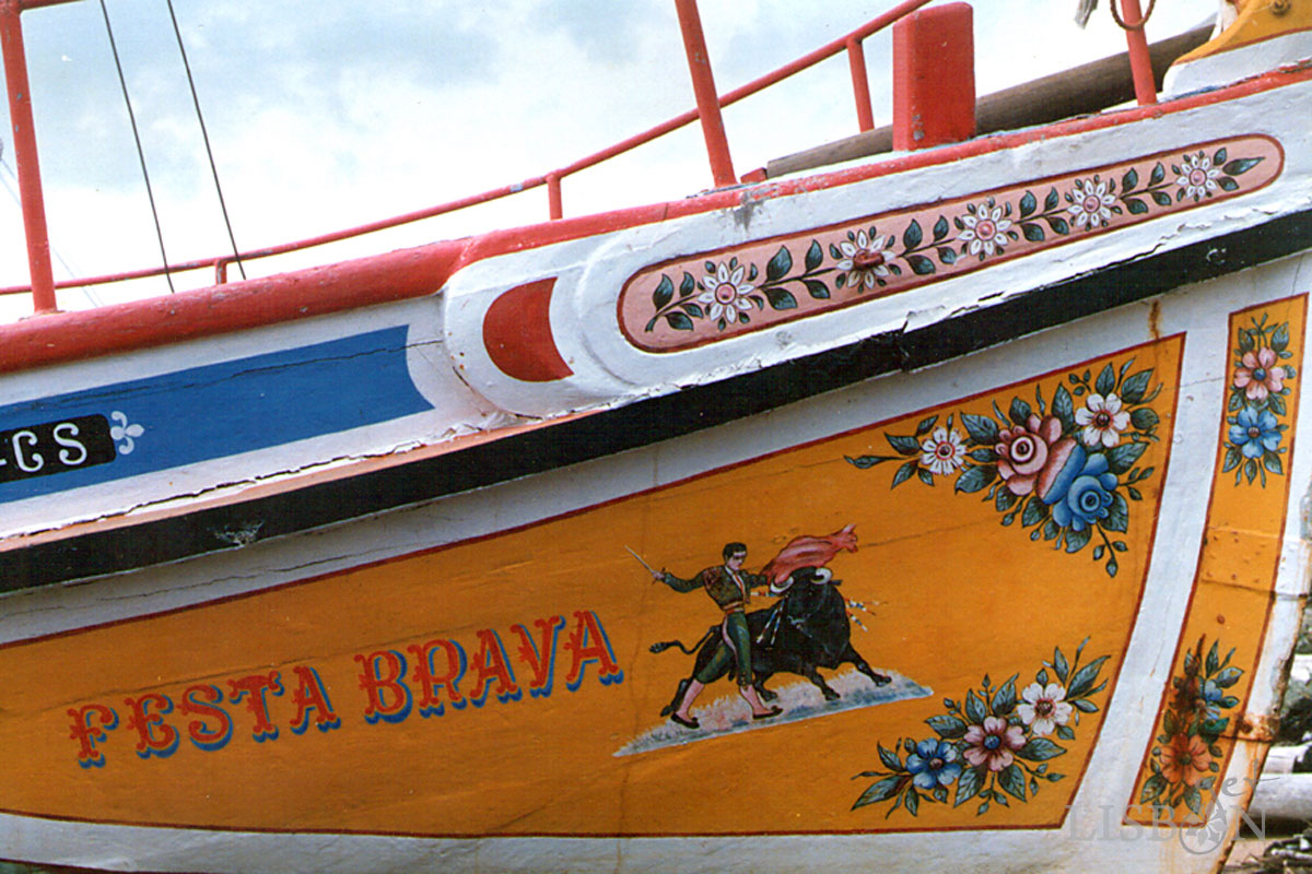 Traditional Boats of the Tagus River - Festa Brava