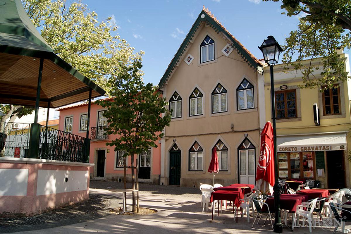 Centro histórico de Carnide, Largo do Coreto