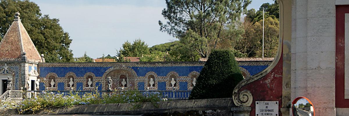 Palácio Fronteira Garden