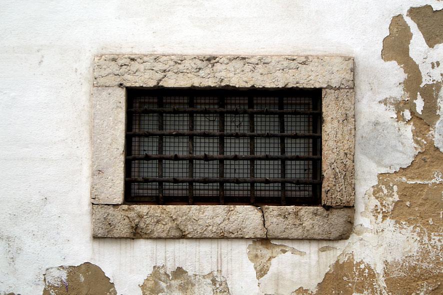 Janela do Convento dos Cardaes, Lisboa
