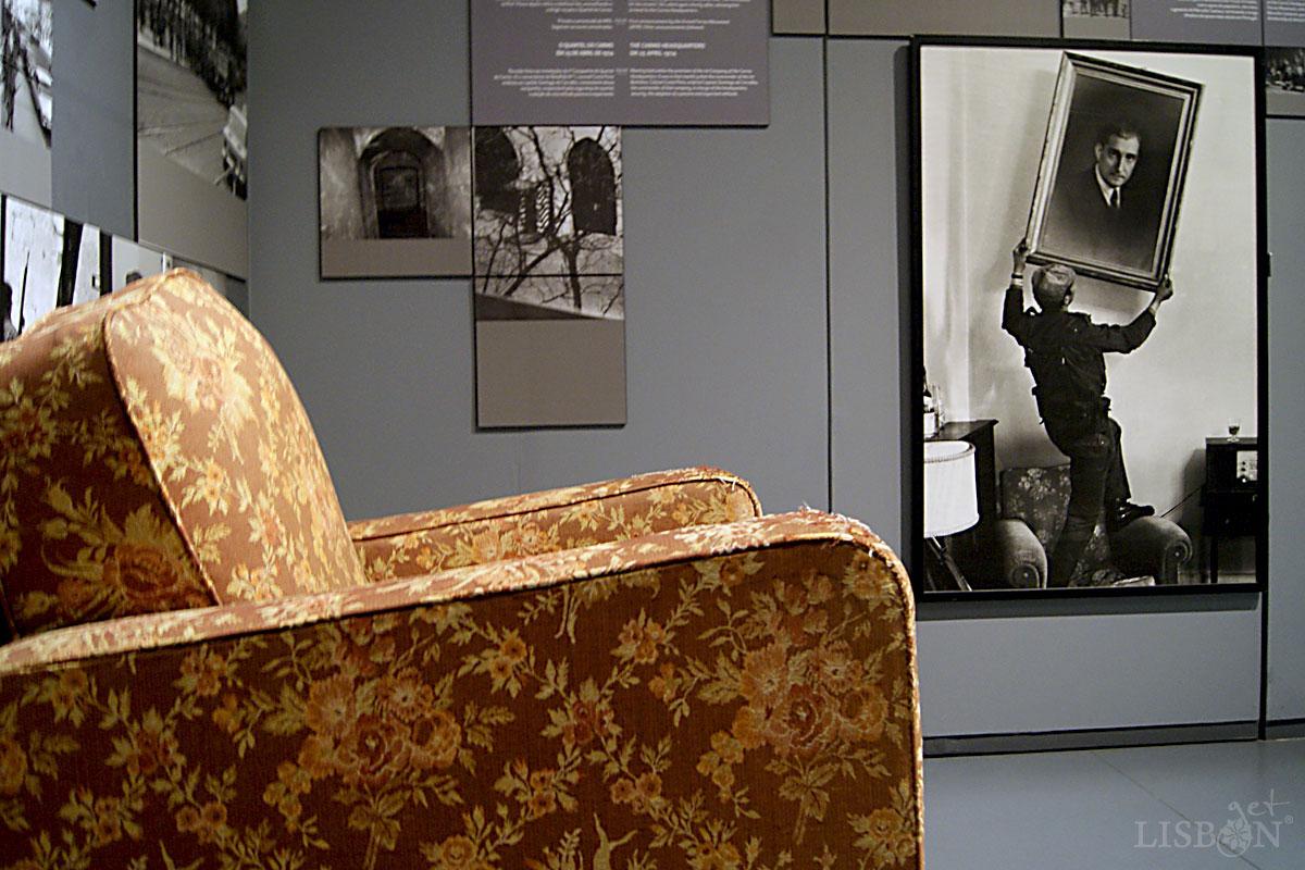 Marcello Caetano's Armchair
