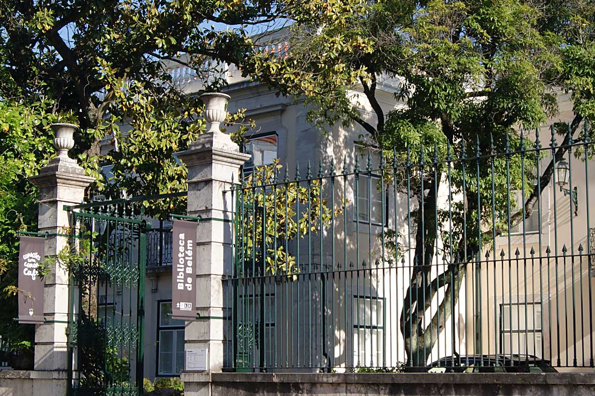 Library of Belém