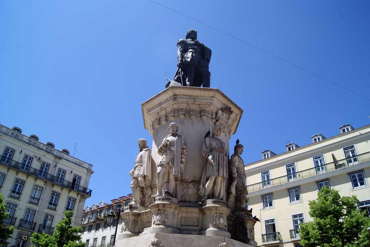 Monument to Luís de Camões