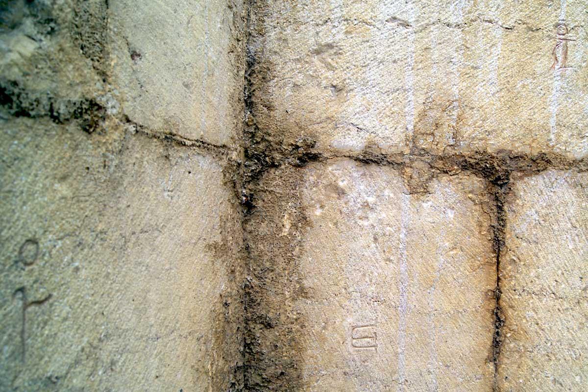 Mason's marks