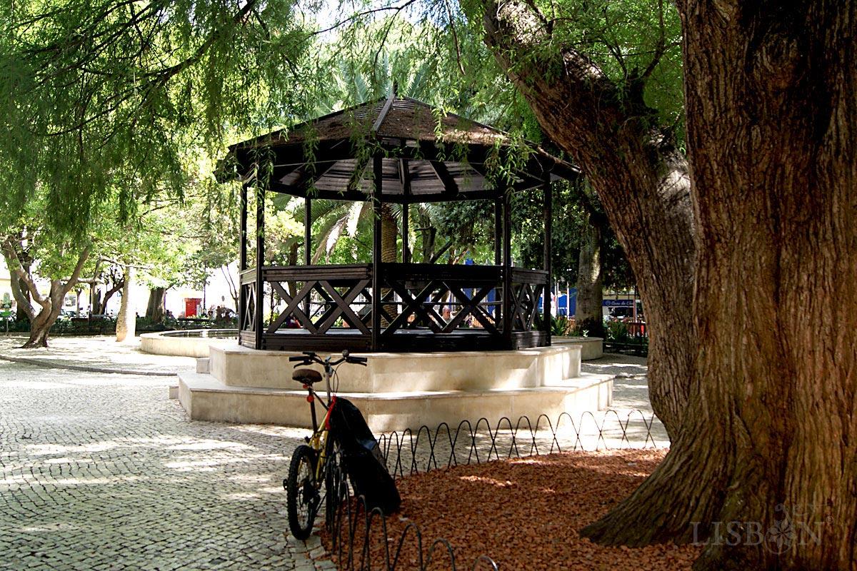 Bandstand of Parada Garden, Campo de Ourique