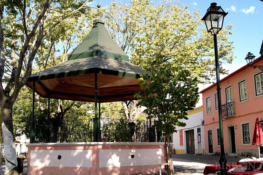 Bandstands of Lisbon: Coreto Square, Carnide