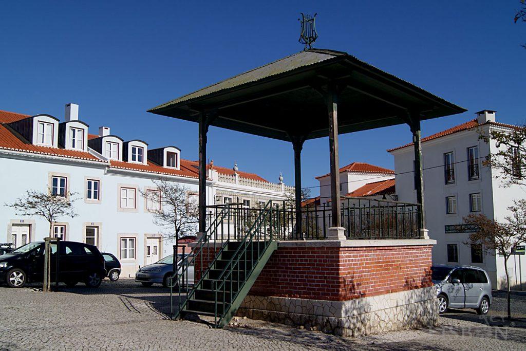 Bandstands of Lisbon: Viscondessa dos Olivais Square