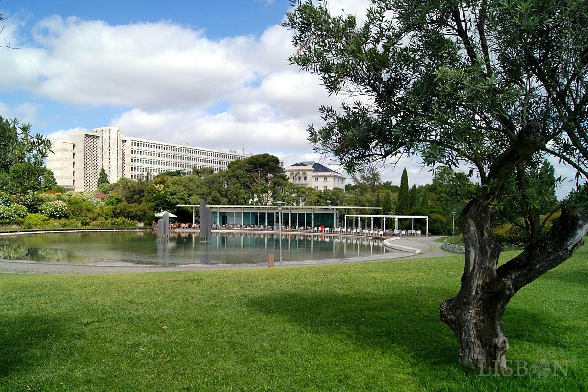 Amália Rodrigues Garden