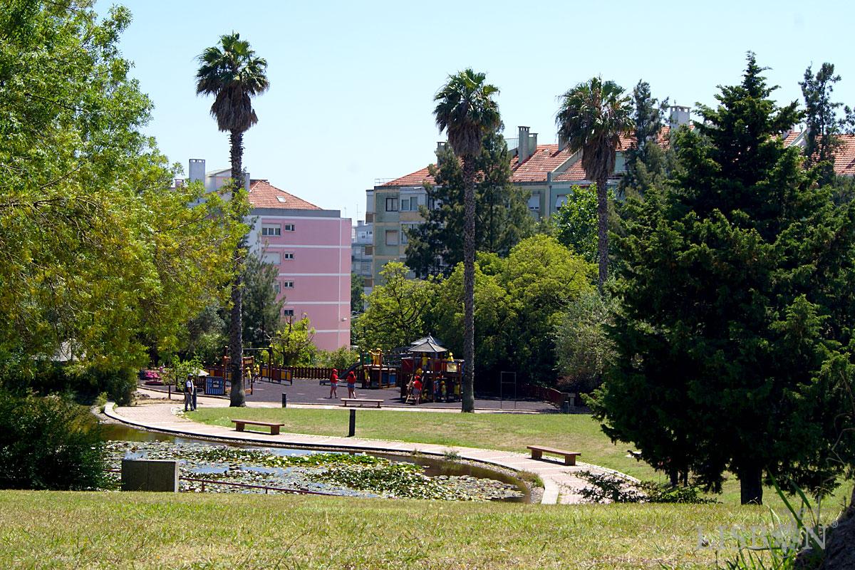 Recreational Park of Moinhos de Santana