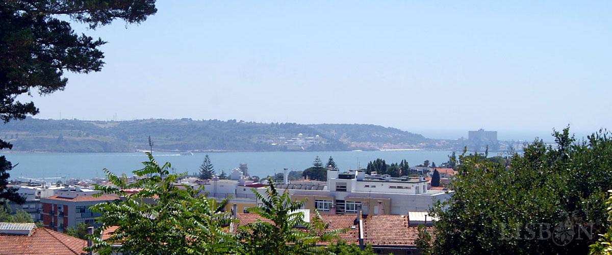 Viewpoint of the Recreational Park of Moinhos de Santana