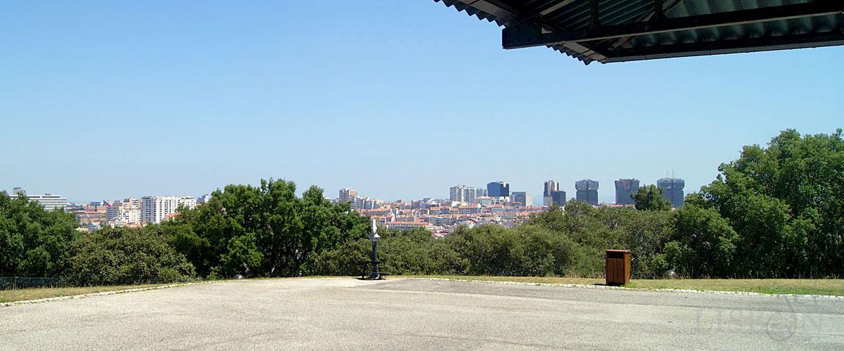 Viewpoint of the Recreational Park of Alto da Serafina