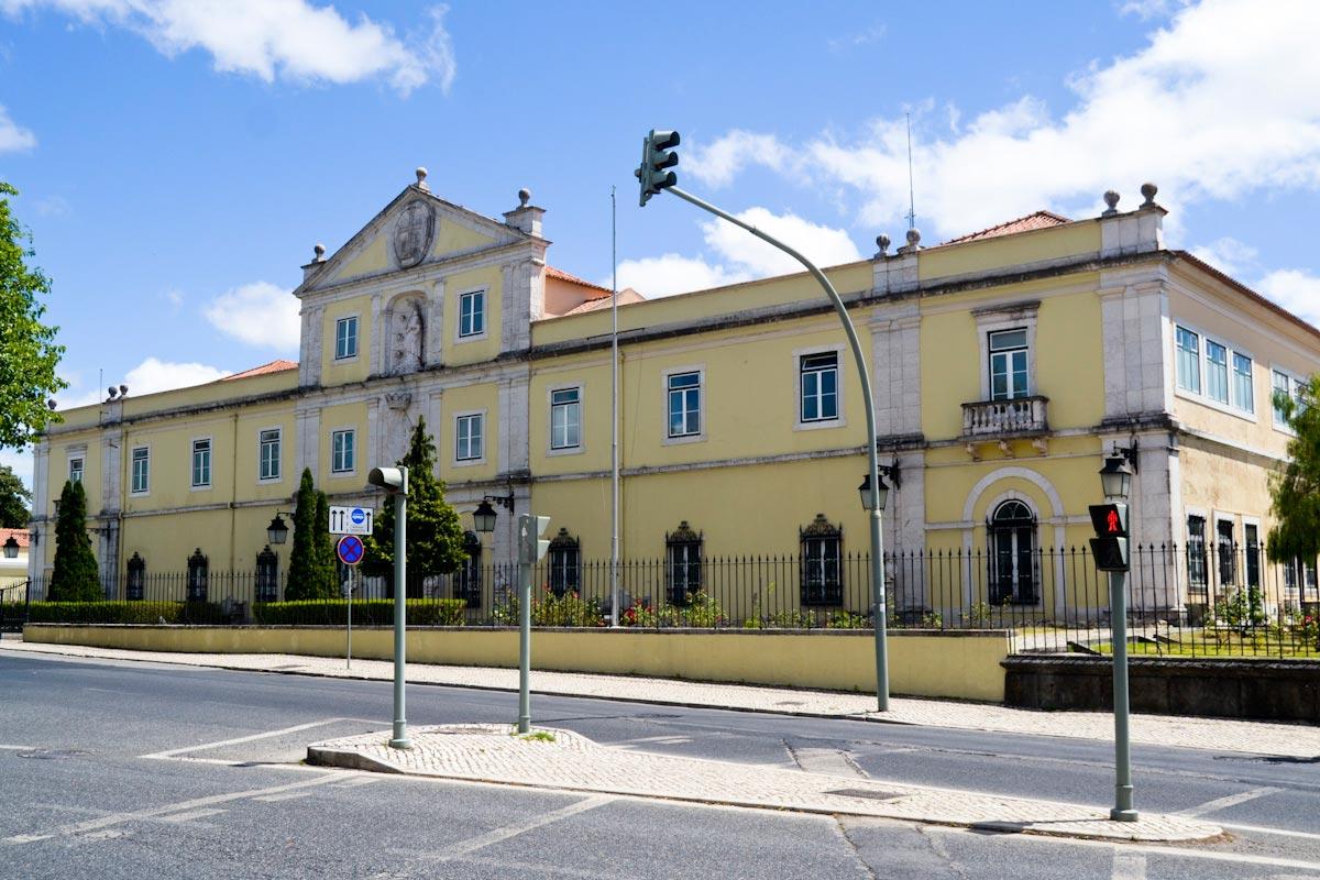 Antigo Hospital da Luz, Actual Colégio Militar