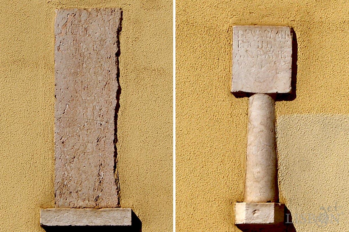 Lápides Romanas das Pedras Negras