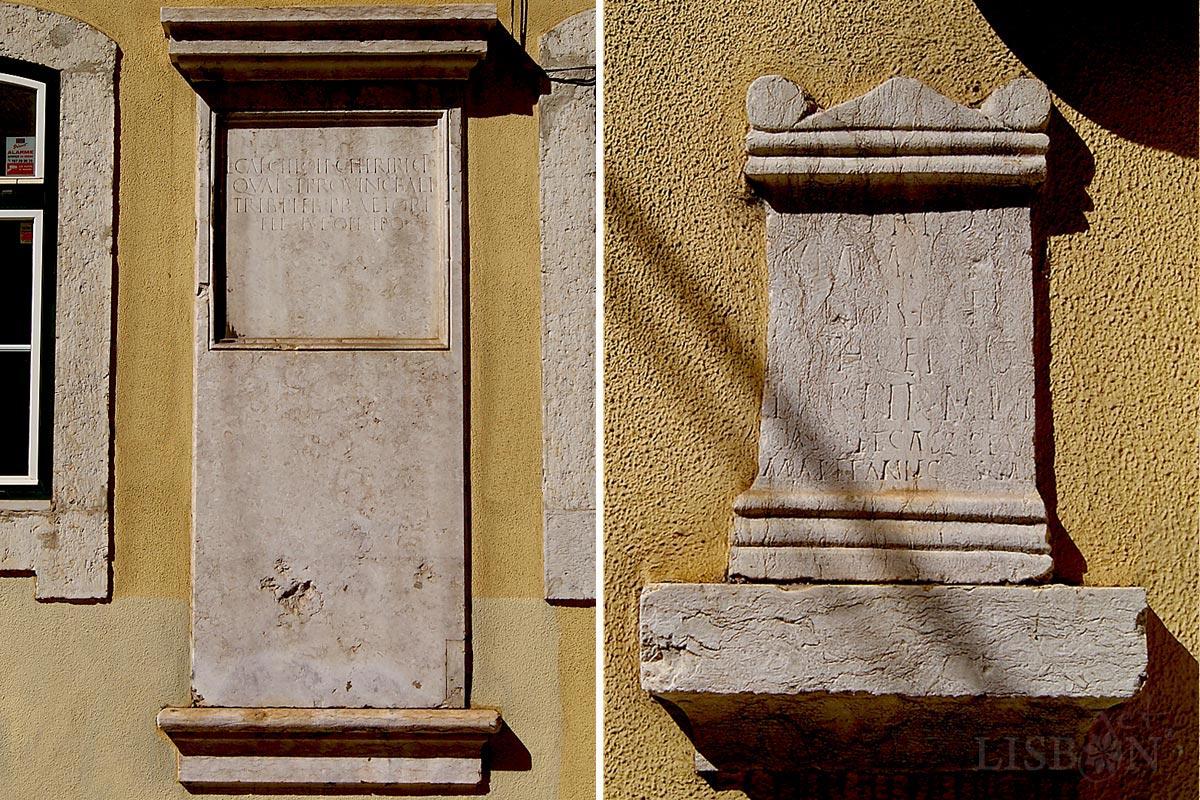 Roman Inscriptions of the Pedras Negras