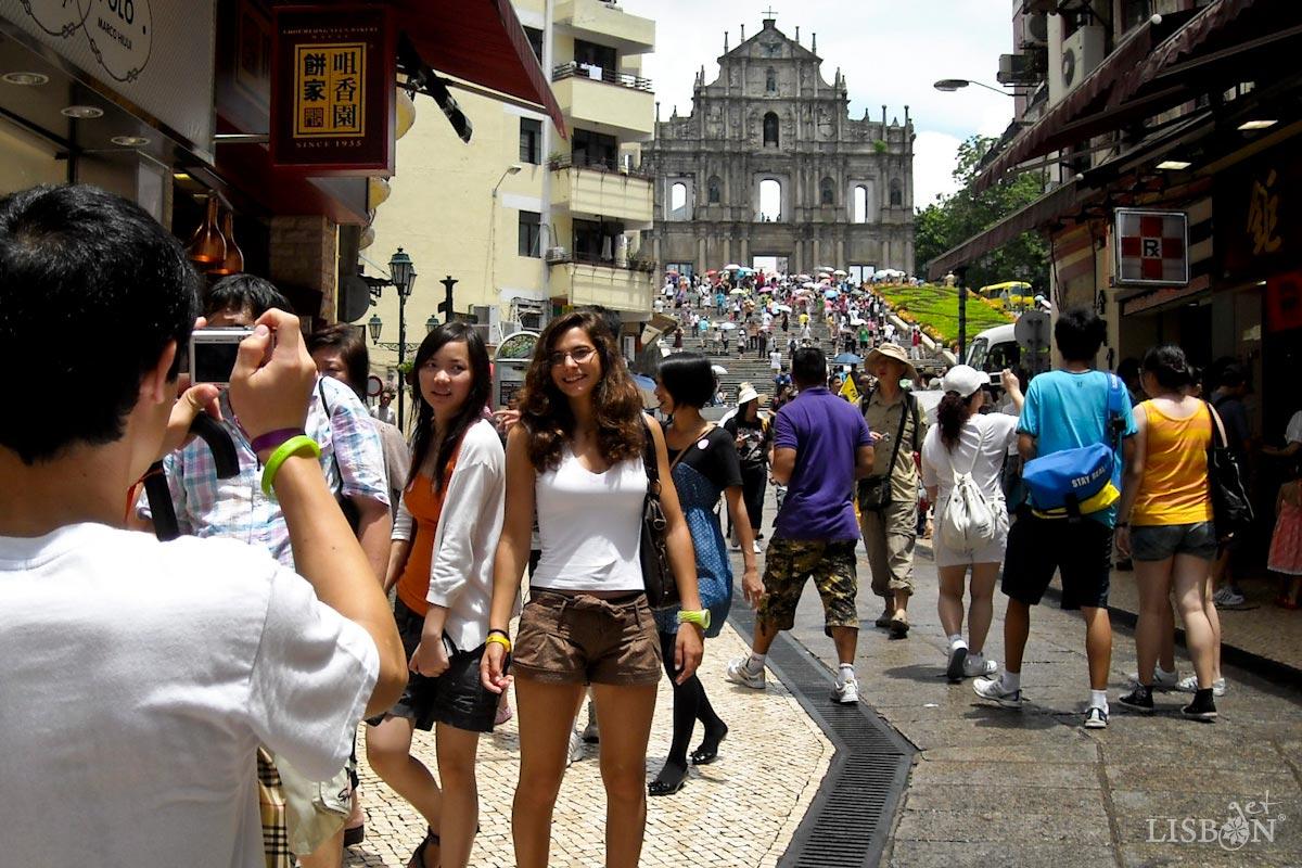 São Paulo Street, Macau