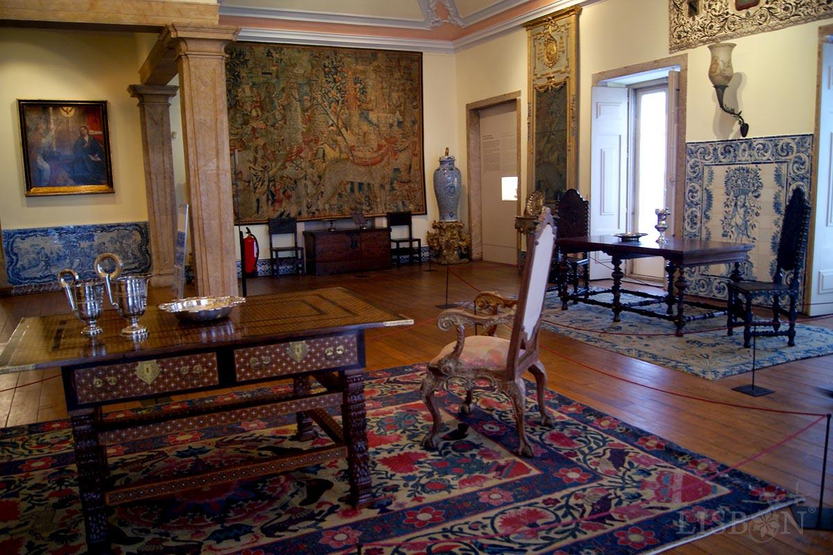 Salão Nobre, Museu de Artes Decorativas Portuguesas, Lisboa