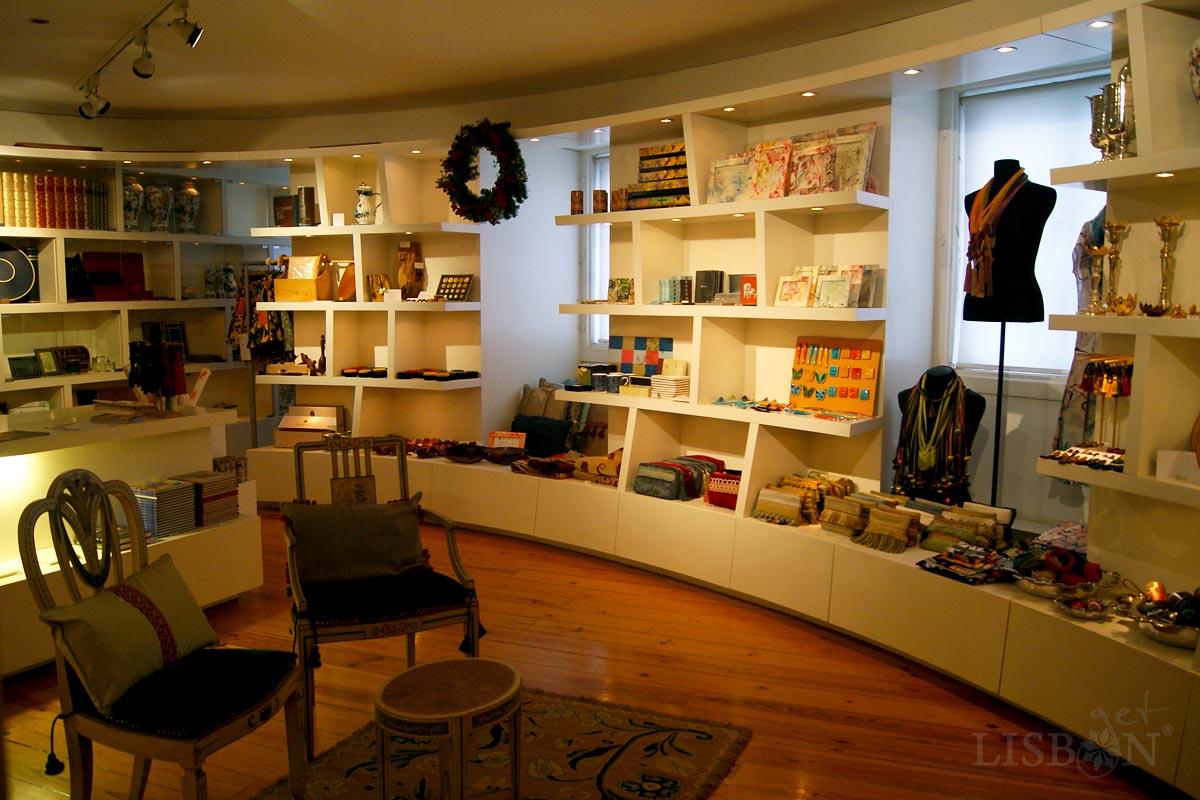 Loja do Museu de Artes Decorativas Portuguesas