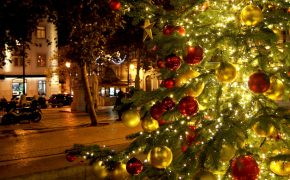 Christmas Lights in Lisbon