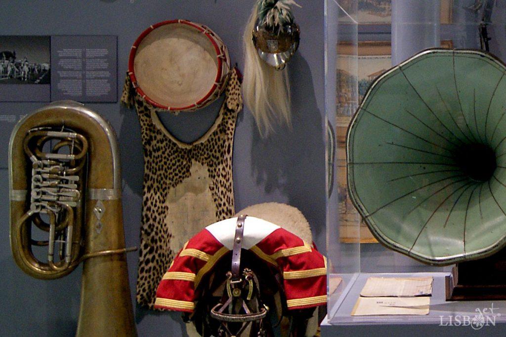 Museu da GNR. Pode saber mais sobre a Guarda Nacional Republicana e a sua história que está intrinsecamente ligada à História de Portugal e de Lisboa, no Museu da GNR, no Largo do Carmo.