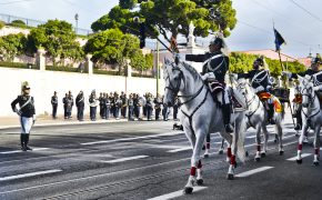 The Spectacular Changing of the Guard in Lisbon