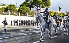 Espectacular Render Solene da Guarda em Lisboa