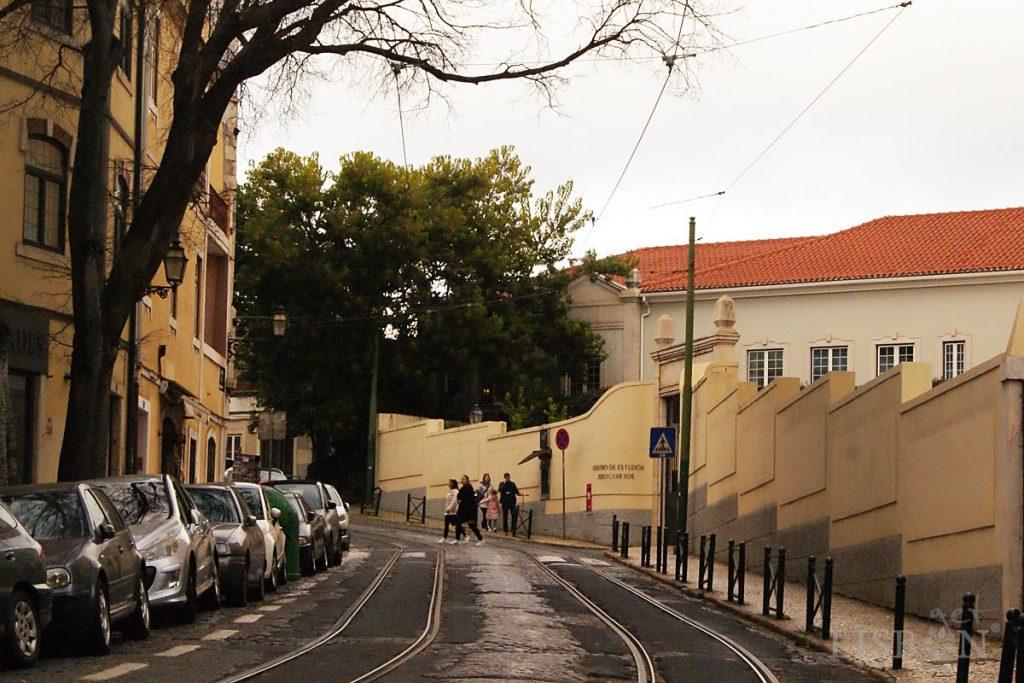Centro de Estudos Judiciários no Largo do Limoeiro