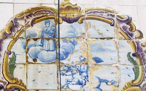 Nossa Senhora da Nazaré e o Milagre de D. Fuas Roupinho, 3 Evocações em Lisboa