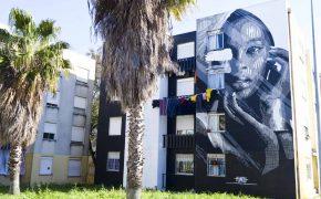 A Galeria de Arte Urbana da Quinta do Mocho