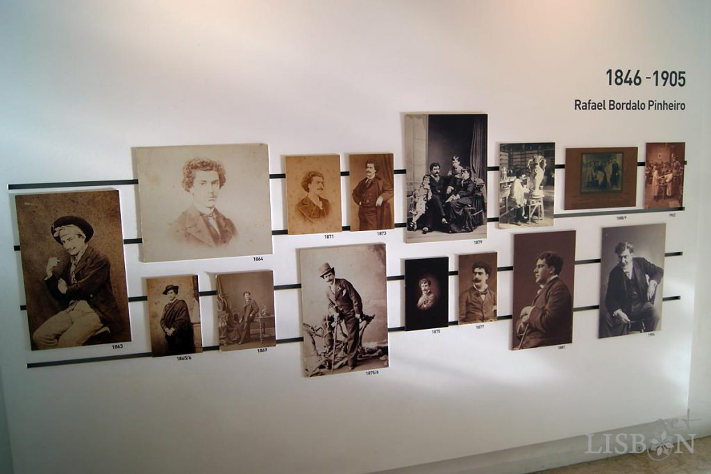 Fotobiografia entre 1863 e 1904