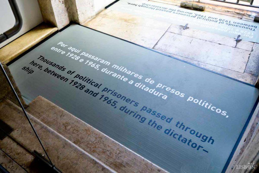 Entre 1928 e 1965 passaram por esta prisão cerca de 30.000 presos políticos