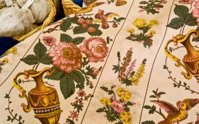 The Unique Story of Chintz of Alcobaça in the 20th Century