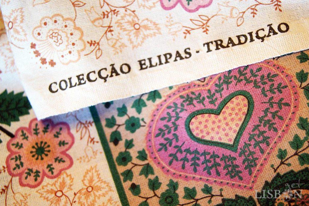 Chita de Alcobaça, Colecção Elipas - Padrão VIANA