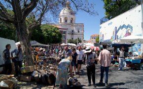 Feira da Ladra, Lisbon's Flea Market
