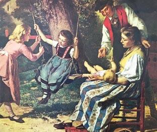 Padrão Viana: foi retirado do padrão da saia de uma rapariga, que figurava num quadro, provavelmente flamengo, do qual Elísio Sopas desconhece a autoria. O nome foi escolhido porque o desenho tinha uns corações que lhe lembrava os corações de filigrana de Viana do Castelo.