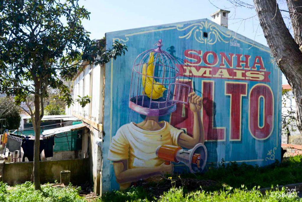 """""""Old quarter"""""""" – attached masonry houses. Urban Artwork by Mário Belém"""