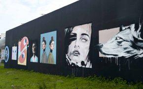 The Urban Art of Entrecampos Station