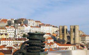 Miradouros em Monumentos Nacionais de Lisboa