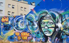 Arte Urbana de Marvila