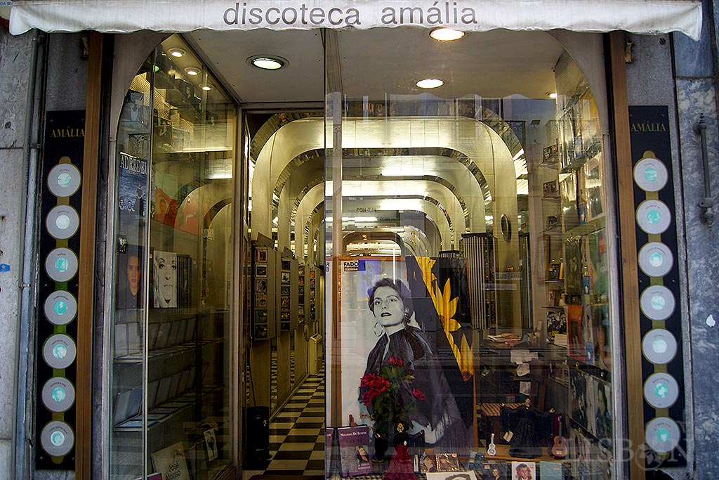Discoteca Amália, Rua do Ouro