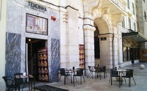 A Tendinha, Velha Taberna Nesta Lisboa Moderna