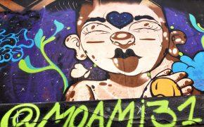 A Artista Urbana MOAMI, Inspiradora de Sonhos
